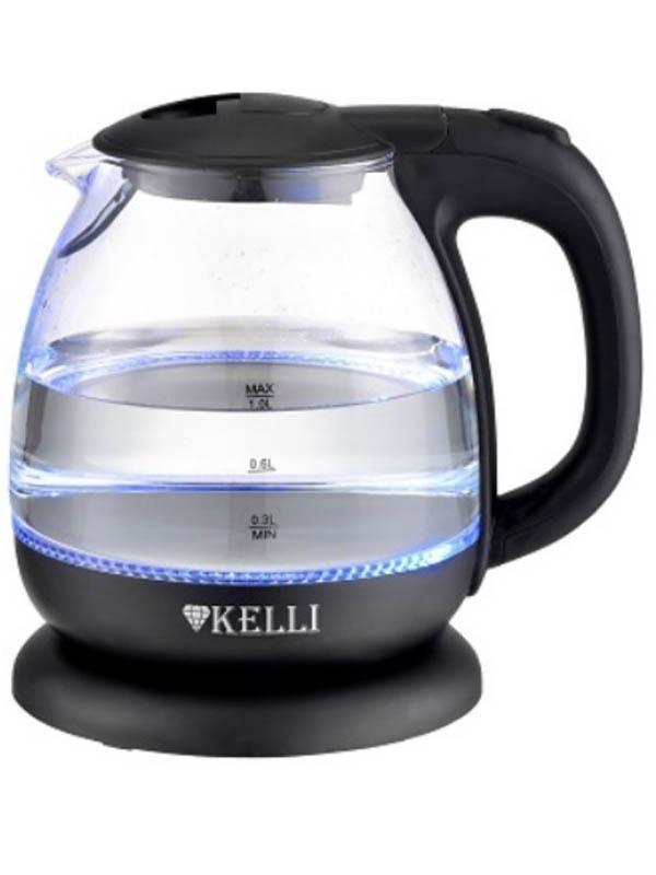Фото - Чайник Kelli KL-1370 1L чайник 3л kelli kl 4316 синий