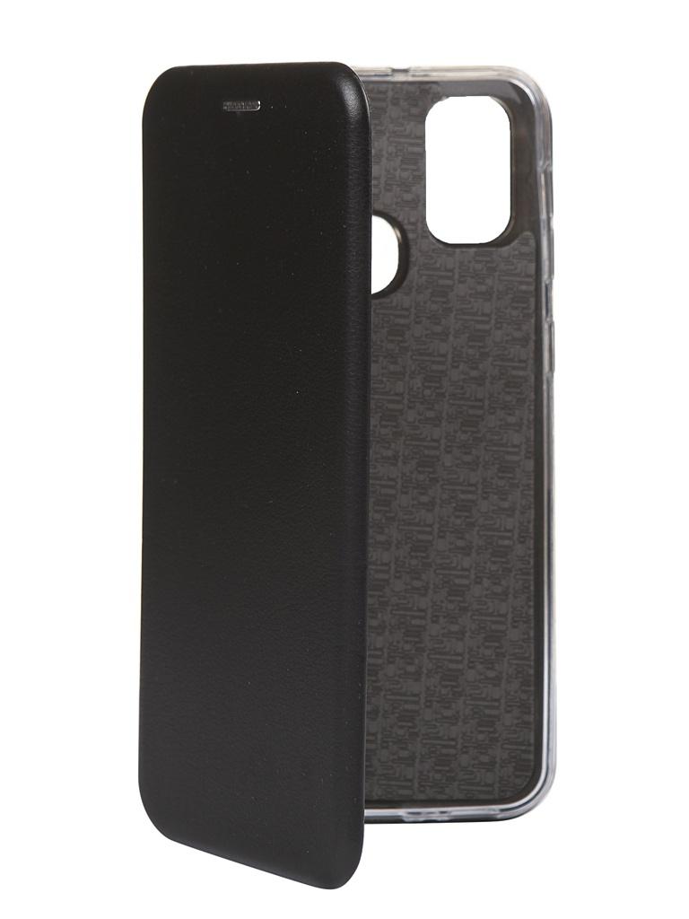 Чехол Zibelino для Samsung M21 Book Black ZB-SAM-M21-BLK