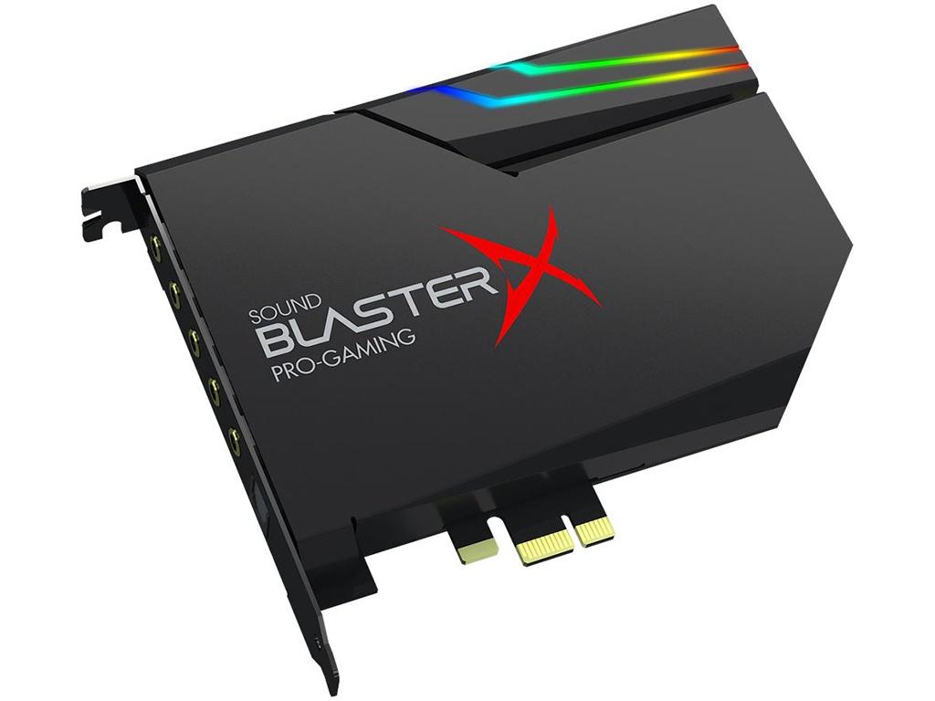 Звуковая карта Creative Sound BlasterX AE-5 Plus 70SB174000003
