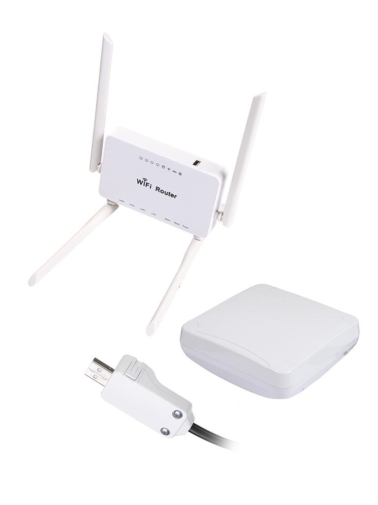 Комплект для усиления интернет сигнала 3G/4G CXDigital Ultrabox Go