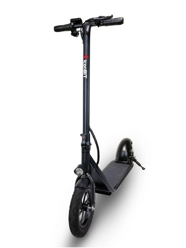 Электросамокат IconBIT Kick Scooter Trident 120 Black IK-2017K