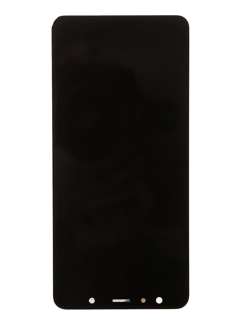 Дисплей RocknParts для Samsung Galaxy A7 SM-A750 (2018) Oled в сборе с тачскрином Black 743376
