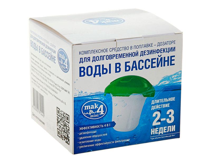 Комплексный препарат Mak 4 mini в плавающем диффузоре М10440