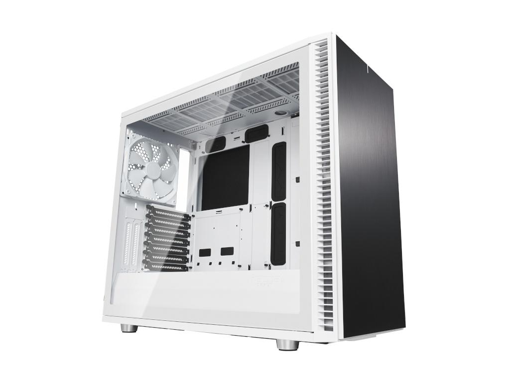 Корпус Fractal Design Define S2 Tempered Glass White FD-CA-DEF-S2-WT-TGC