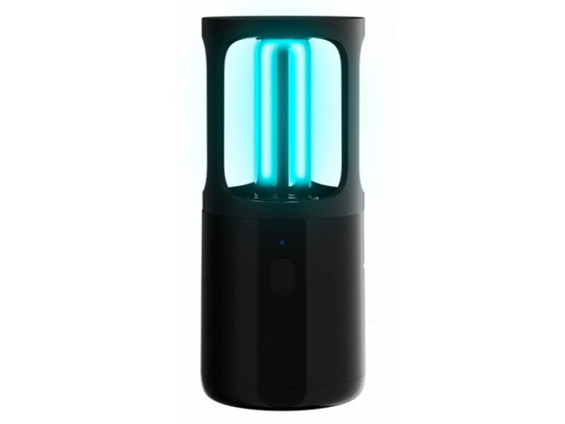 Лампа-стерилизатор Xiaomi Xiaoda UVC Disinfection Lamp Black ZW2.5D8Y-08