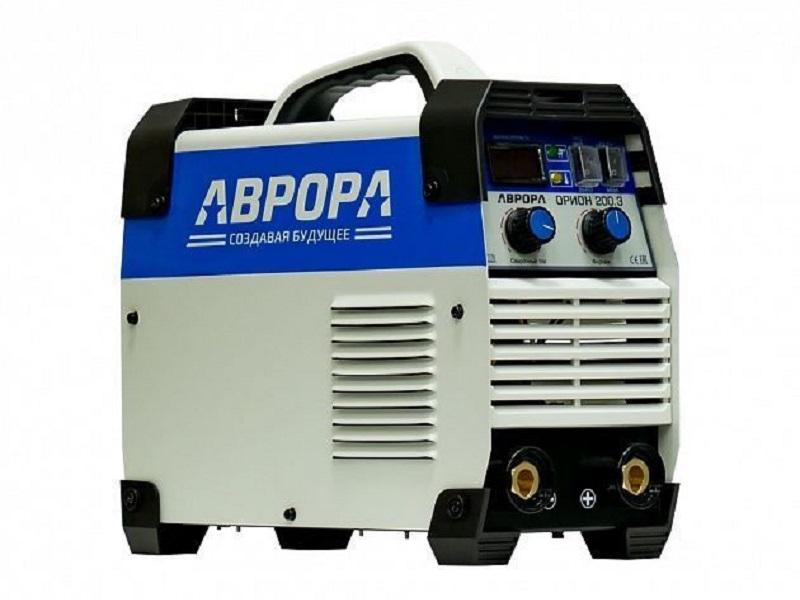 Сварочный аппарат Aurora Орион 200.3 (TIG, MMA)