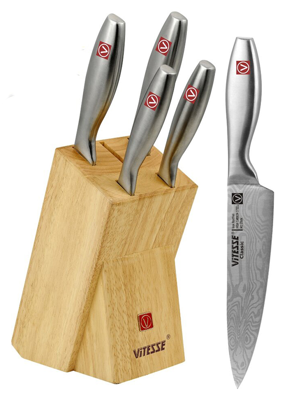 Набор ножей Vitesse VS-9205