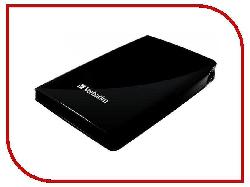 Купить Жесткий диск Verbatim Store n Go 1Tb USB 3.0 Black 53023