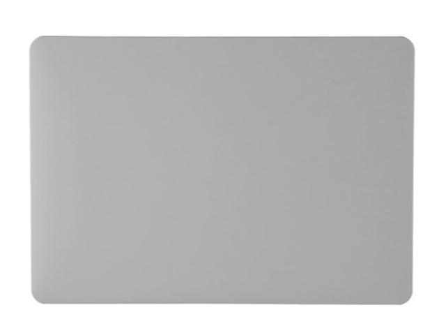 Аксессуар Чехол Gurdini для APPLE MacBook Pro 16 New 2019 Plastic Matt Wet Asphalt 912535
