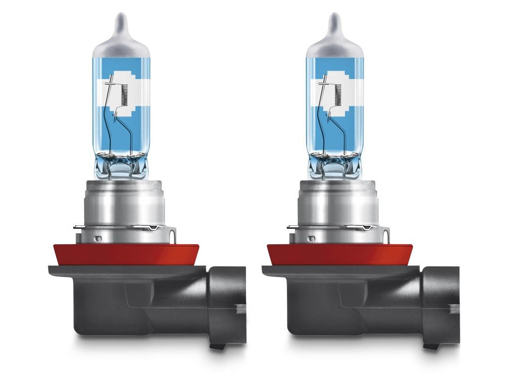 Лампа Osram H11 12V-55W (PGJ19-2) Night Breaker Laser 2шт DuoBox 64211NL-HCB
