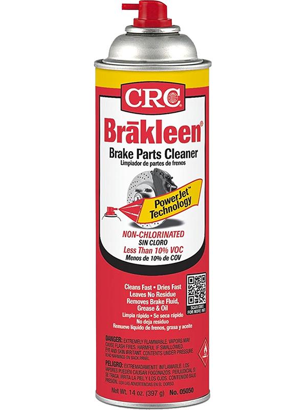 Очиститель тормозных механизмов CRC Brakleen Non-Chlorinated Brake Parts Cleaner 05050