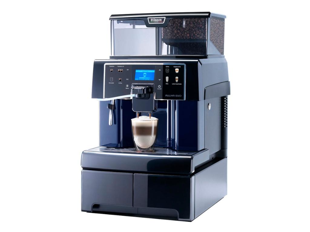 Кофемашина Saeco Aulika EVO Top High Speed Cappuccino