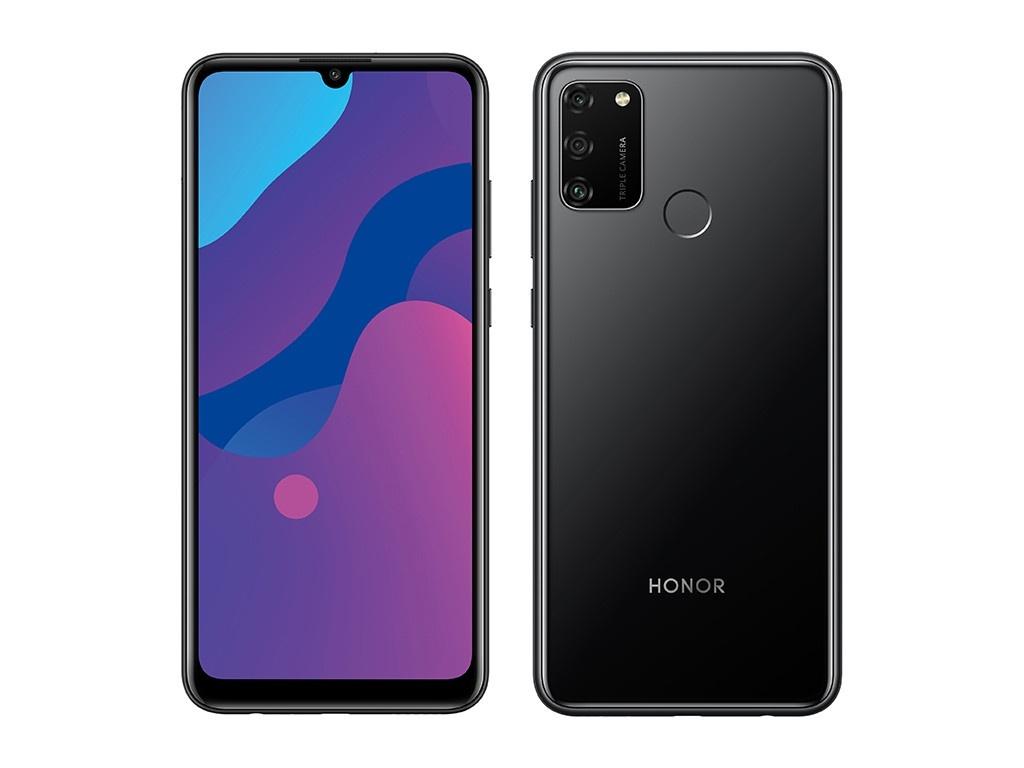 Сотовый телефон Honor 9A 3/64Gb Midnight Black Выгодный набор + серт. 200Р!!!