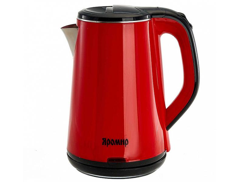 Чайник Яромир ЯР-1059 1.8L Red
