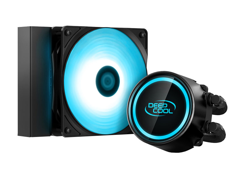 Водяное охлаждение DeepCool Gammaxx L120 V2 RGB