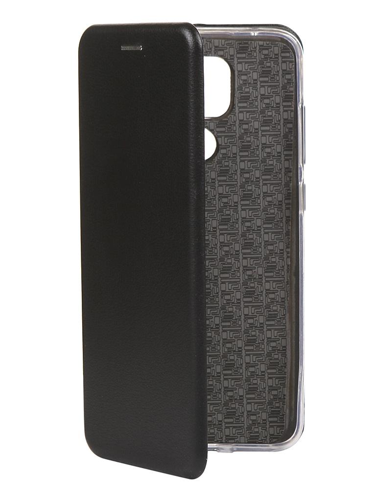 Чехол Zibelino для Xiaomi Redmi Note 9 Book Black ZB-XIA-RDM-NOT9-BLK