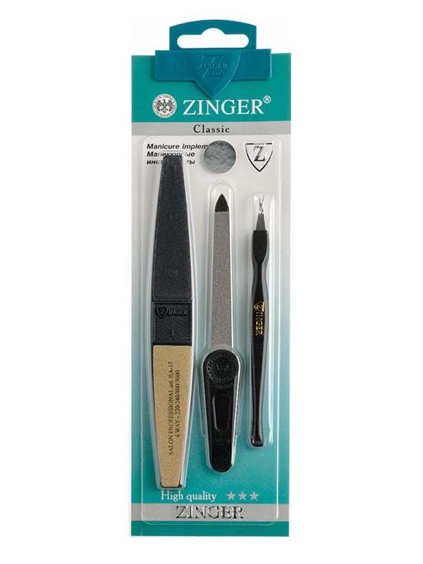 Маникюрный набор Zinger SIS-9 2009