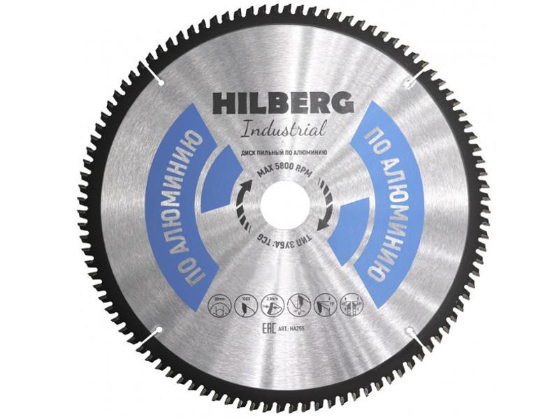 Диск Trio Diamond Hilberg Industrial HA250 пильный по алюминию 250x30mm 100 зубьев
