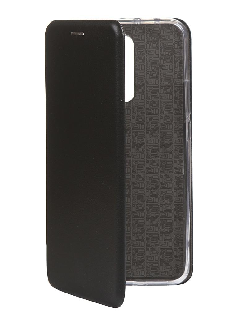 Фото - Чехол Zibelino для Xiaomi Redmi 9 Book Black ZB-XIA-RDM-9-BLK чехол zibelino для xiaomi redmi 9 book platinum grey zb xia rdm 9 gry