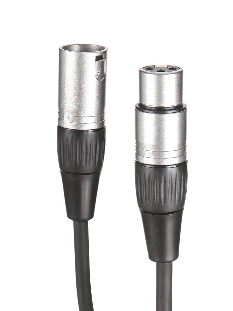 Кабель-переходник Saramonic SR-XC3000 3-pin XLR/F - XLR/M 3m