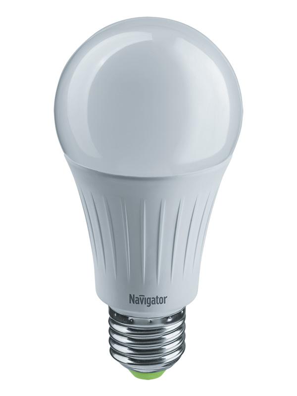 Лампочка Navigator NLL-A60-12-230-4K-E27-3STEPDIMM 61 627