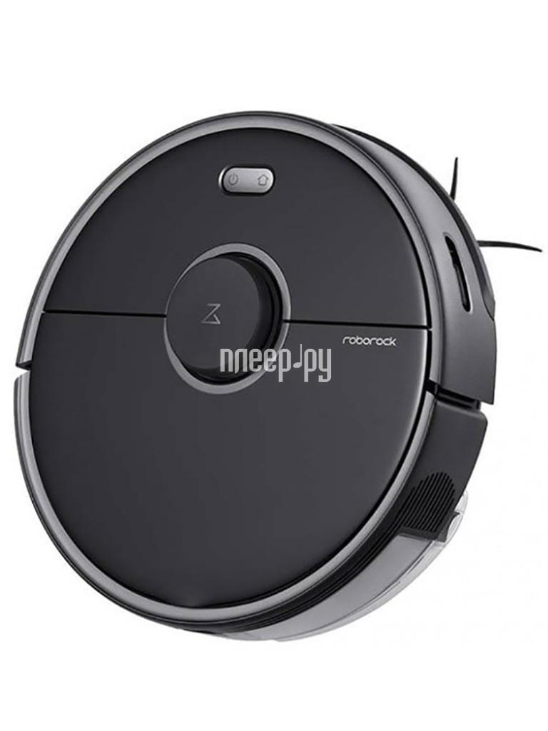 Робот-пылесос Roborock S5 Max Black (русская версия)
