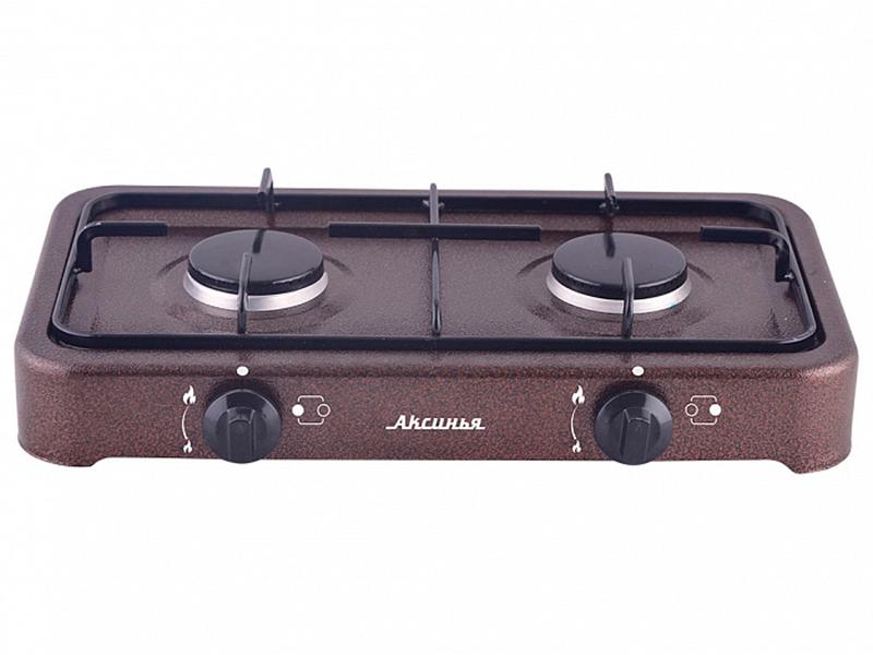 Плита Аксинья КС-106 Brown