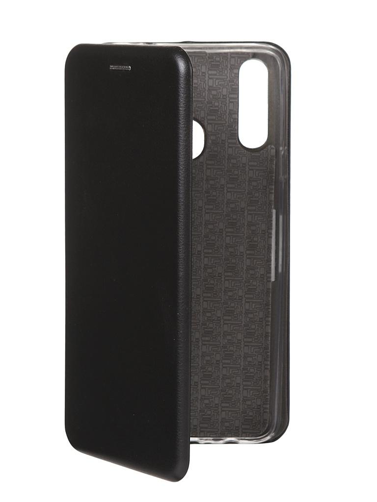 Чехол Innovation для Samsung Galaxy A20s Book Black 16898