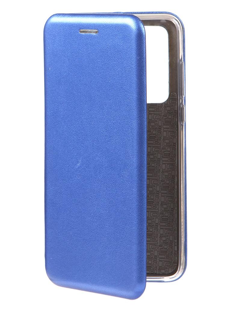 Чехол Innovation для Huawei P40 Book Blue 17065