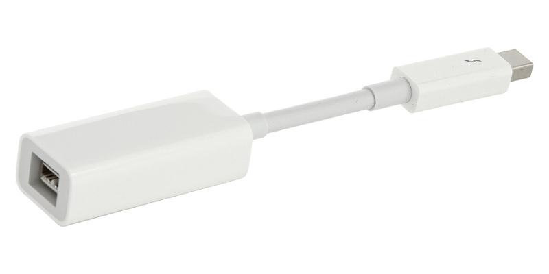 Аксессуар Адаптер для APPLE Thunderbolt to FireWire Adapter MD464ZM/A