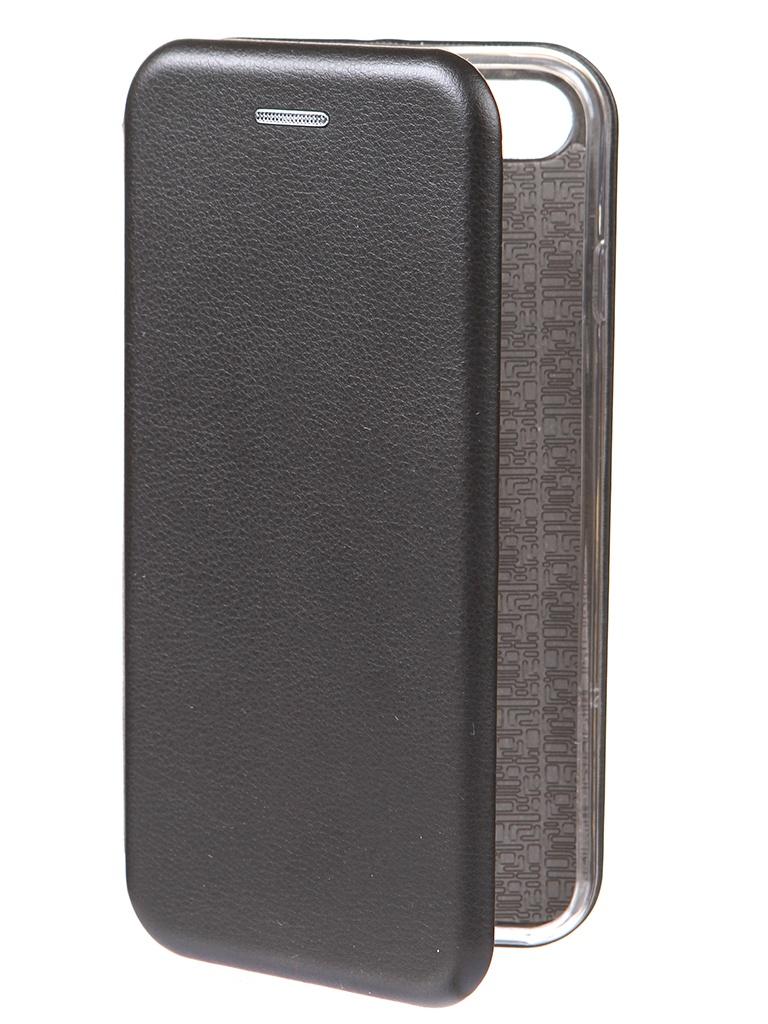 Чехол Innovation для APPLE iPhone SE 2020 Book Black 17031
