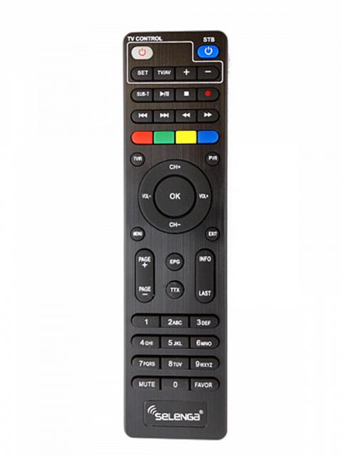 Пульт ДУ Selenga 3602 для T20D/T20DI/T42/T81D/HD950D с функцией обучения для ТВ