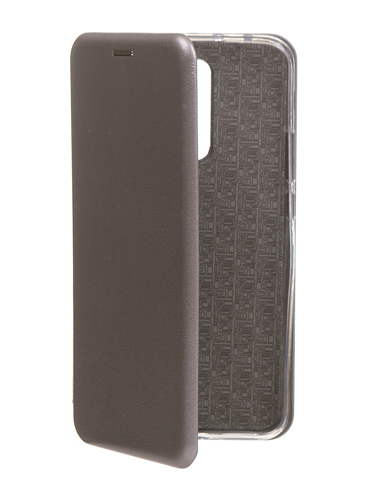 Фото - Чехол Zibelino для Xiaomi Redmi 9 Book Platinum Grey ZB-XIA-RDM-9-GRY чехол zibelino для xiaomi redmi 9 book platinum grey zb xia rdm 9 gry