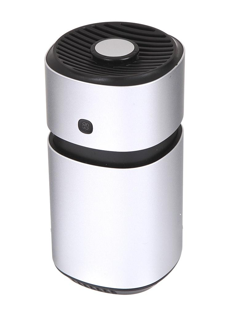 Ароматизатор Baseus Breeze fan Air Freshener Silver SUXUN-WF0S