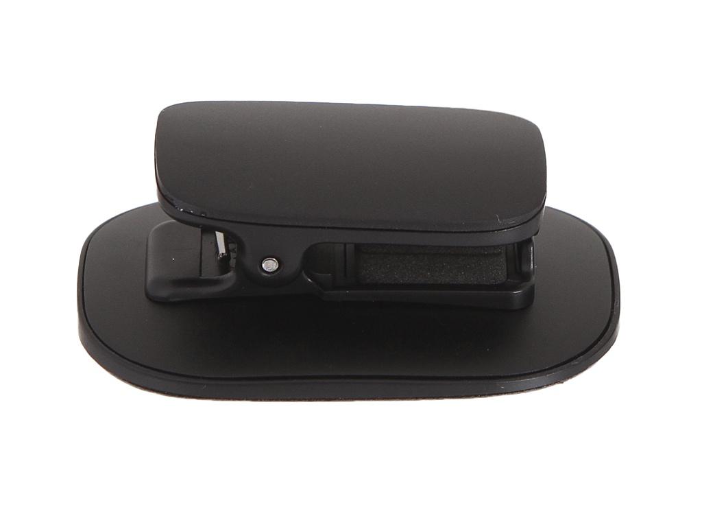 Держатель очков Универсальный зажим Baseus Platinum Vehicle Black ACYJN-A01