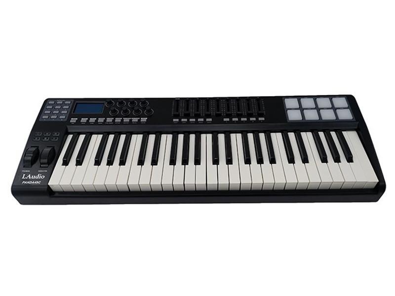 MIDI-клавиатура LAudio Panda-49C