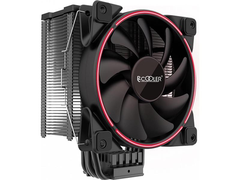Кулер PCcooler GI-X6R V2 (Intel S775/115X/20XX// AMD AM2/AM3/AM4)