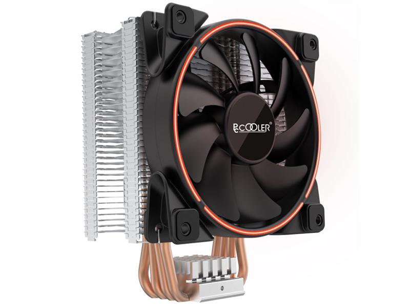 Кулер PCcooler GI-X4R V2 (Intel S775/115X/20XX// AMD AM2/AM3/AM4)
