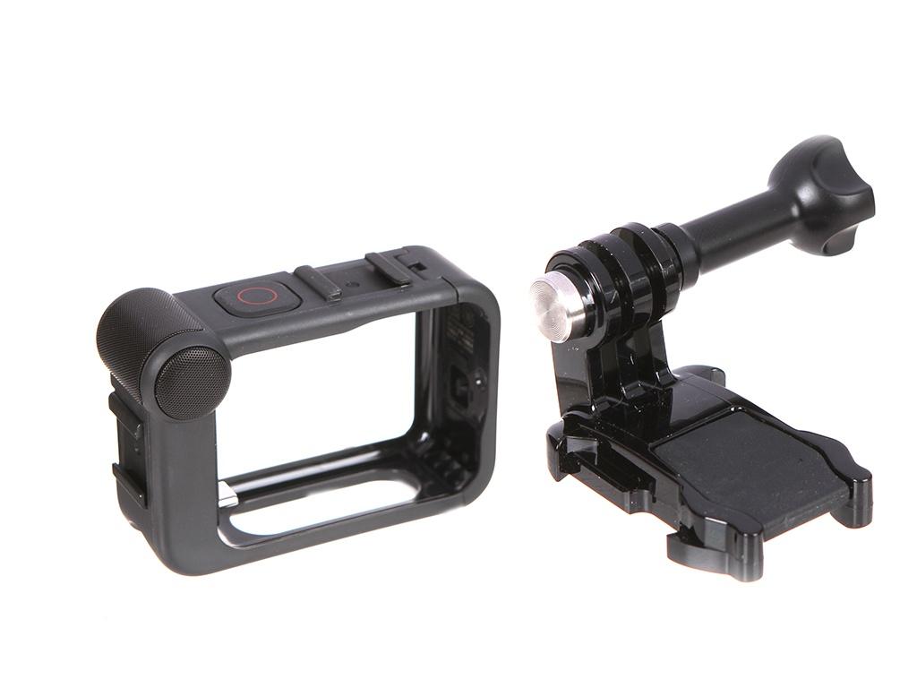 Фото - Медиа-модуль с микрофоном GoPro Hero8 AJFMD-001 крепление на вертикальной штанге gopro abbrd 001