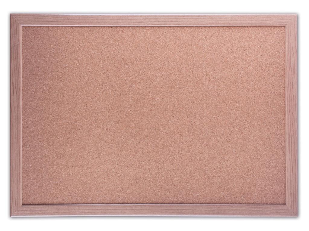 Доска пробковая для объявлений Brauberg 34.2x48.4cm 231990