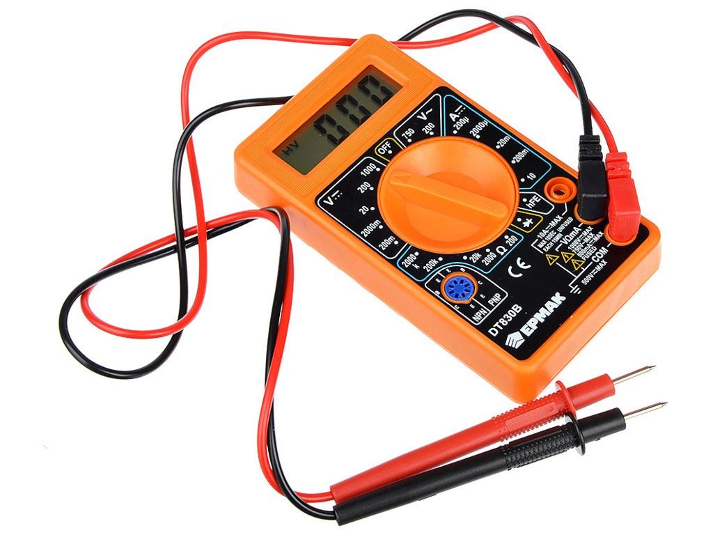 Мультиметр Ермак DT-830В 660-003