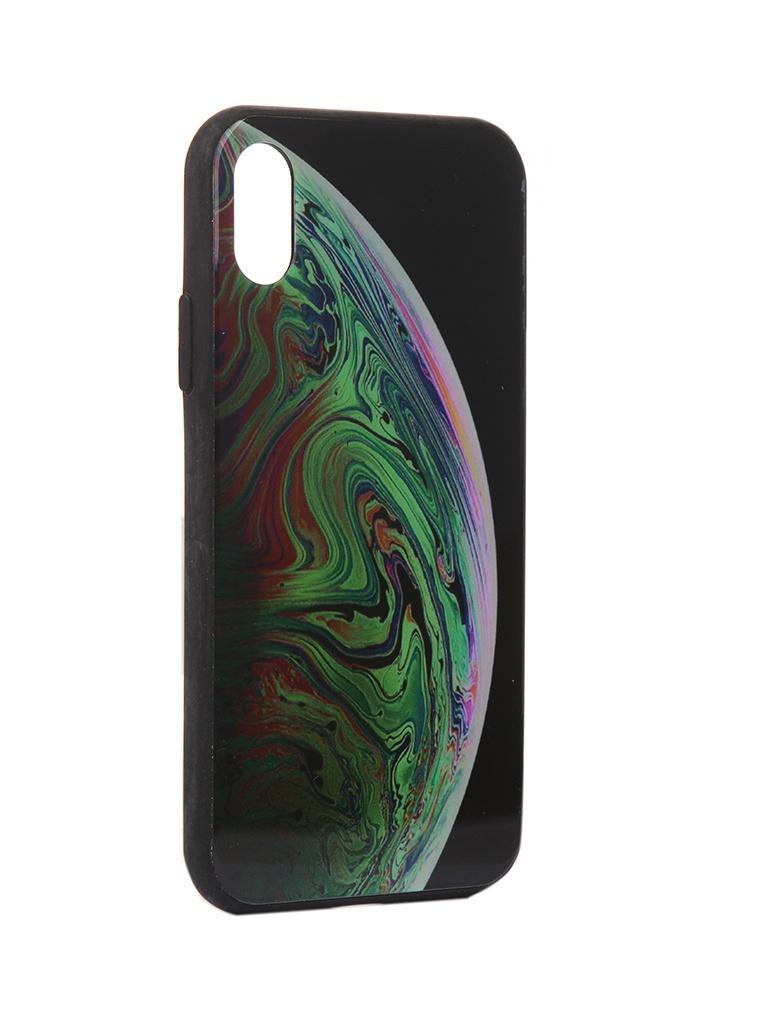 Чехол Krutoff для APPLE iPhone XS 12000