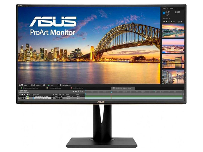 asus proart pa248qv 24 1 черный Монитор ASUS ProArt PA329C 90LM02CC-B02370