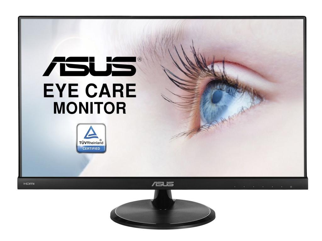 Монитор ASUS VA24DQ 90LM0543-B01370 монитор asus 27 vg27aq 90lm0500 b01370