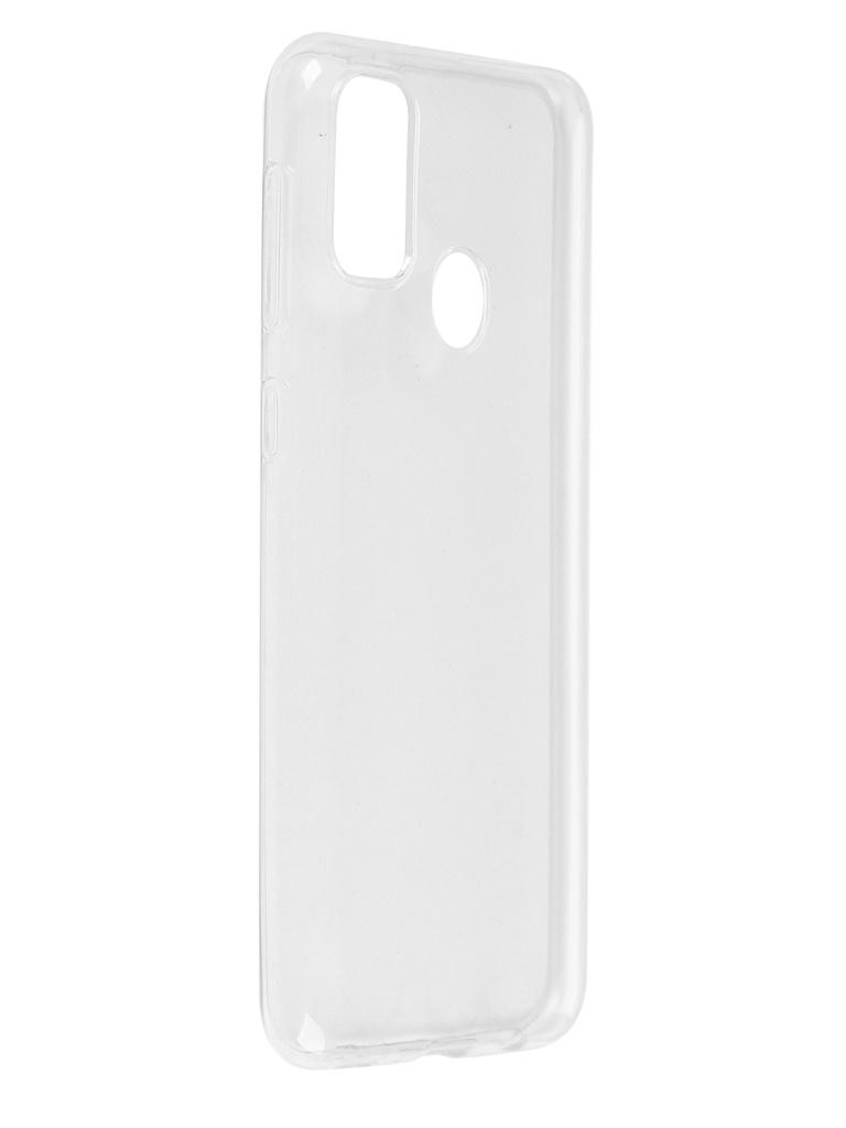 Чехол Pero для Samsung Galaxy M21 / M30S Silicone Clip Case Transparent CC01-M21TR