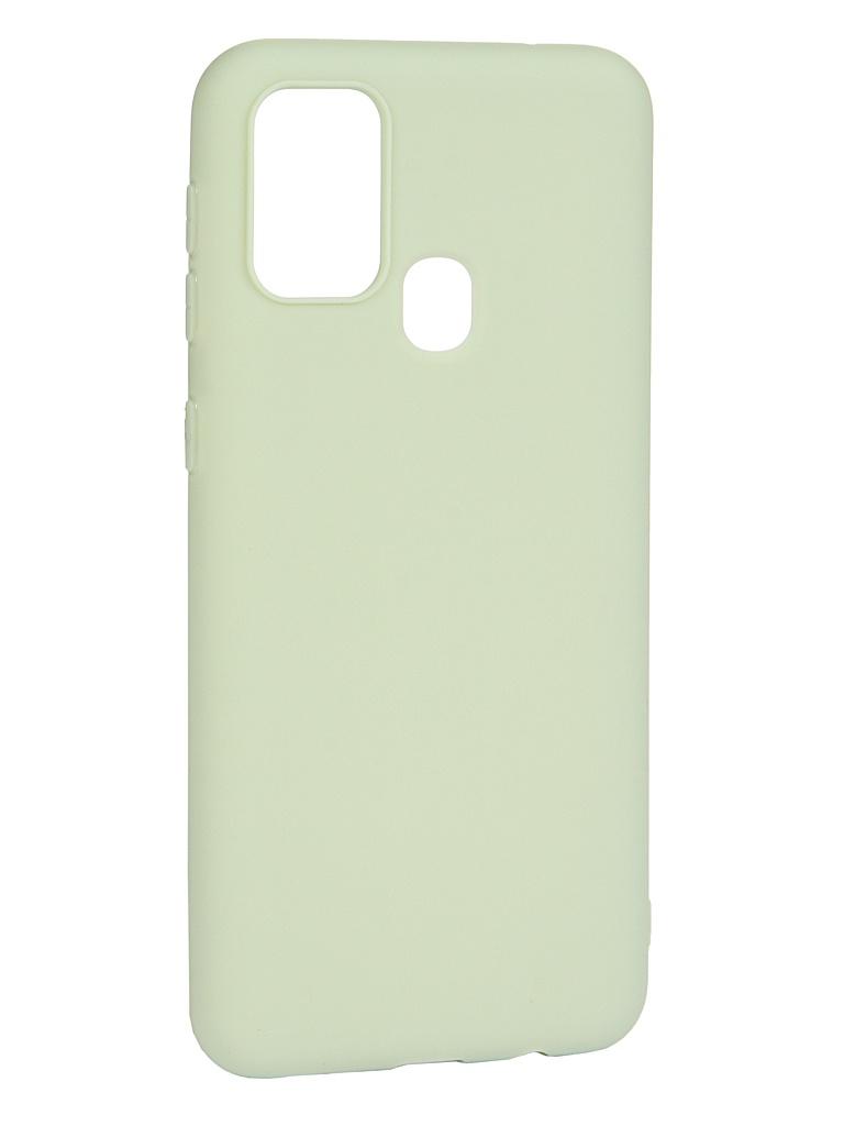 Чехол Pero для Samsung Galaxy M31 Mint CC01-M31GRN