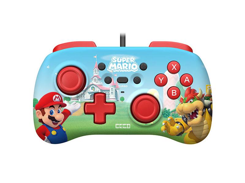 Геймпад Hori для Nintendo Switch Super Mario NSW-276U