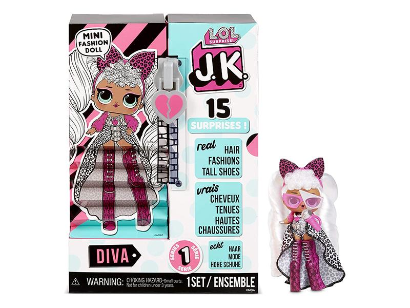 Кукла LOL J.K.- Diva 570752