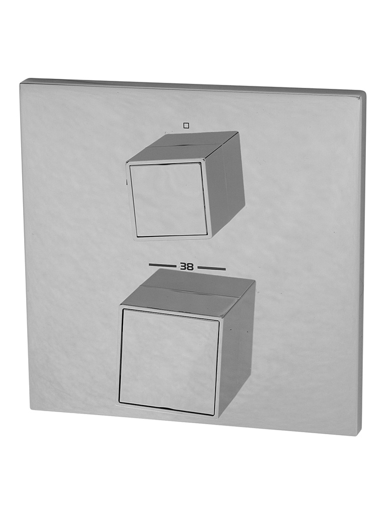 Смеситель Grohe Grohtherm Cube 24153000