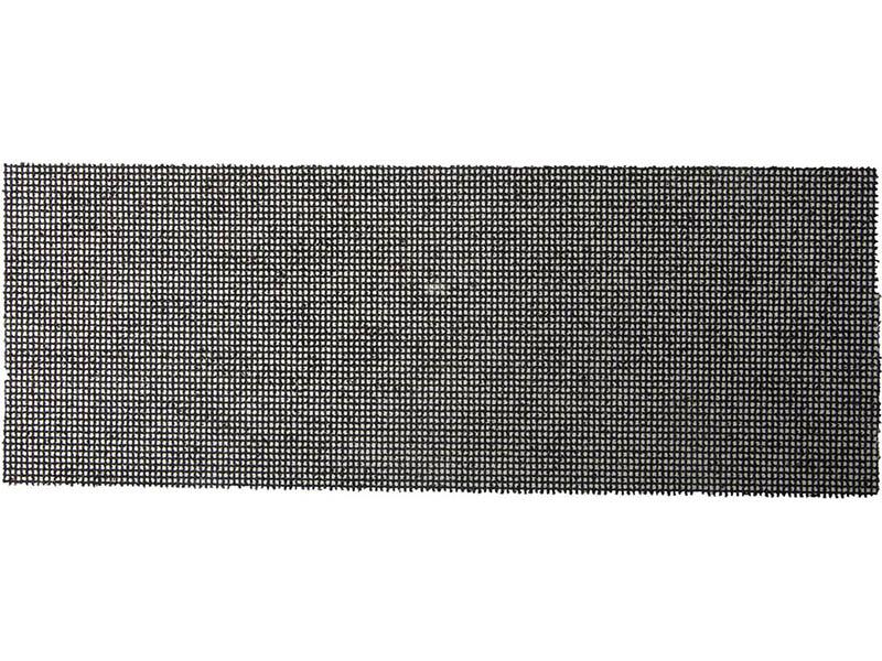 Шлифовальная сетка Uragan №80 105x280mm 5 листов 35555-080